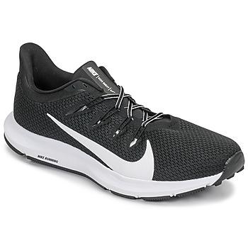 Pantofi Bărbați Trail și running Nike QUEST 2 Negru / Alb