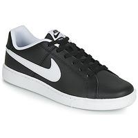 Pantofi Bărbați Pantofi sport Casual Nike COURT ROYALE Negru / Alb