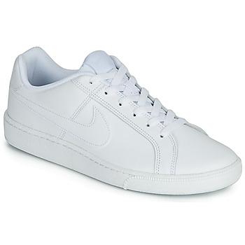 Pantofi Bărbați Pantofi sport Casual Nike COURT ROYALE Alb