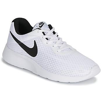 Pantofi Bărbați Pantofi sport Casual Nike TANJUN Alb / Negru