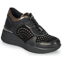 Pantofi Femei Pantofi sport Casual Stonefly ELETTRA 6 Negru