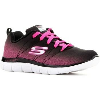 Pantofi Băieți Pantofi sport Casual Skechers Skech Appeal 20 Negre,Roz