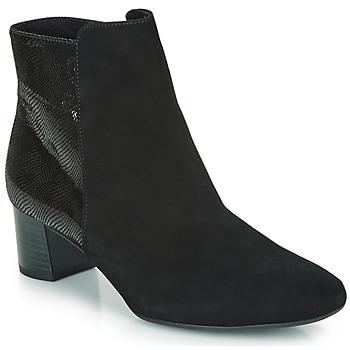 Pantofi Femei Botine Peter Kaiser ODILIE Negru