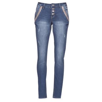 Îmbracaminte Femei Jeans drepti Cream DICTE Albastru