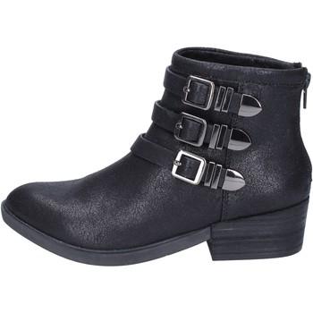 Pantofi Femei Botine Francescomilano BR32 Negru