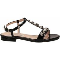 Pantofi Femei Sandale  L'amour VERNICE nero
