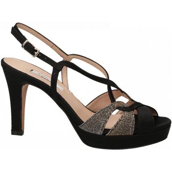 Pantofi Femei Sandale  L'amour RASO NIGHT nero-oro