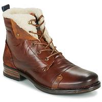Pantofi Bărbați Ghete Redskins YOUDINE Maro