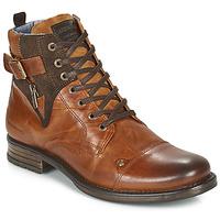 Pantofi Bărbați Ghete Redskins YERO Maro