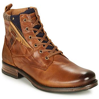 Pantofi Bărbați Ghete Redskins YLMAZ Coniac