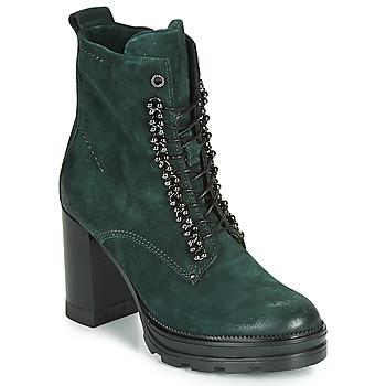 Pantofi Femei Botine Mjus AMARANTA Verde