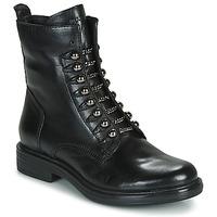 Pantofi Femei Ghete Mjus CAFE STYLE Negru