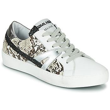 Pantofi Femei Pantofi sport Casual Meline  Alb / Piton