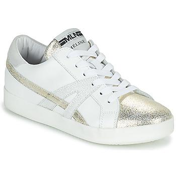 Pantofi Femei Pantofi sport Casual Meline  Alb