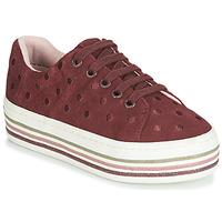 Pantofi Fete Pantofi sport Casual Gioseppo FUSSEN Roșu-bordeaux