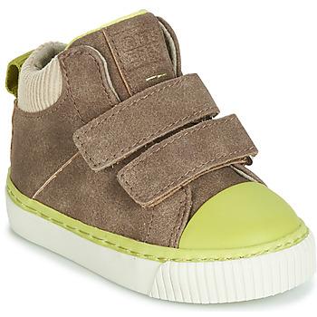 Pantofi Băieți Pantofi sport stil gheata Gioseppo ERDING Taupe