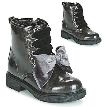 Pantofi Fete Ghete Gioseppo LEHRE Gri