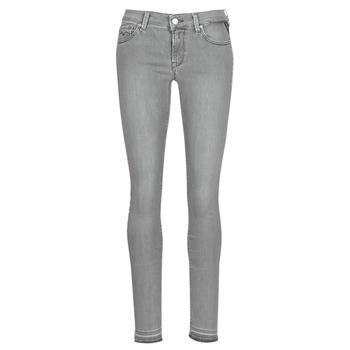 Îmbracaminte Femei Jeans slim Replay LUZ Gri