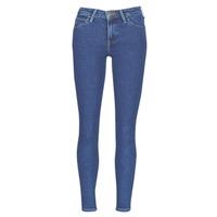 Îmbracaminte Femei Jeans slim Lee SCARLETT STONE MILTONA Albastru