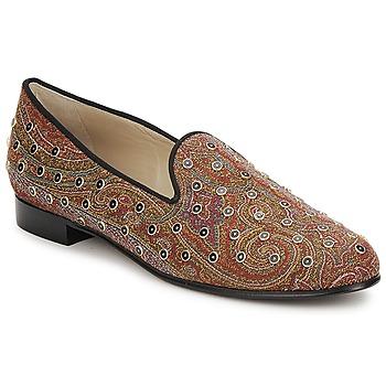 Pantofi Femei Mocasini Etro BORCHIE Maro