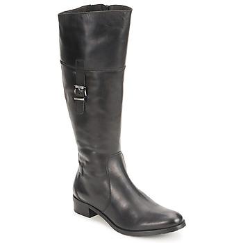 Pantofi Femei Cizme casual Fidji ERTUNI Negru