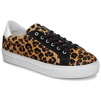 Pantofi Femei Pantofi sport Casual Ikks BP80245-62 Leopard