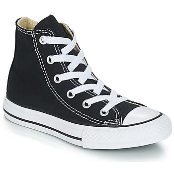 Pantofi Copii Pantofi sport stil gheata Converse CHUCK TAYLOR ALL STAR CORE HI Negru