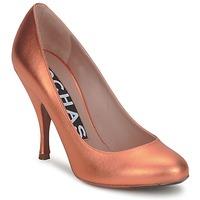 Pantofi Femei Pantofi cu toc Rochas RO18061-90  metallic-orange