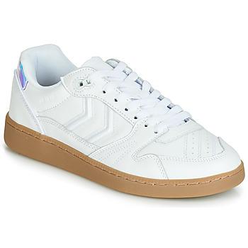 Pantofi Femei Pantofi sport Casual Hummel HB TEAM SNOW BLIND Alb