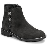 Pantofi Fete Ghete Pablosky 475256 Gri