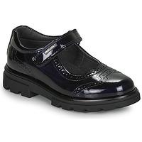 Pantofi Fete Balerin și Balerini cu curea Pablosky 335829 Bleumarin