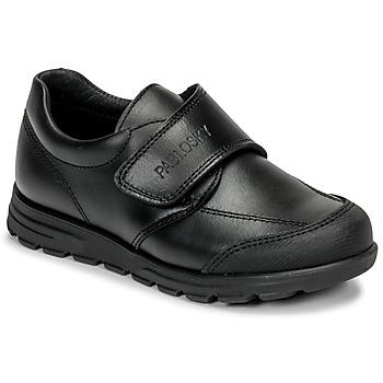 Pantofi Copii Pantofi Derby Pablosky 334510 Negru