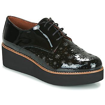 Pantofi Femei Pantofi Derby Fericelli LYDIE Negru