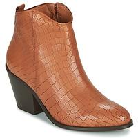 Pantofi Femei Botine Fericelli LISA Maro