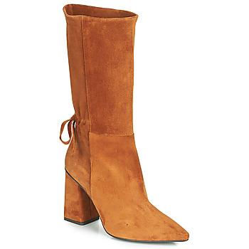 Pantofi Femei Cizme casual Fericelli LUCIANA Camel