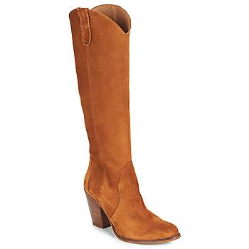 Pantofi Femei Cizme casual Fericelli LUNIPIOLLE Camel