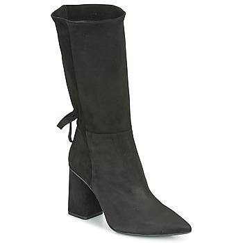 Pantofi Femei Cizme casual Fericelli LUCIANA Negru