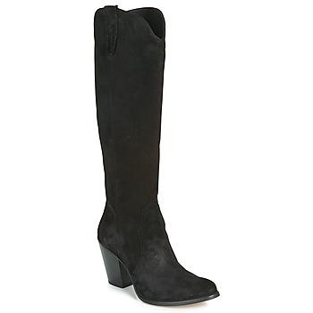 Pantofi Femei Cizme casual Fericelli LUNIPIOLLE Negru