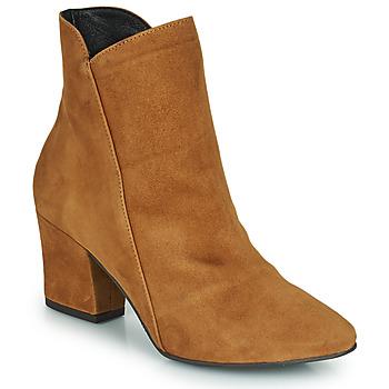 Pantofi Femei Botine Fericelli JORDENONE Camel