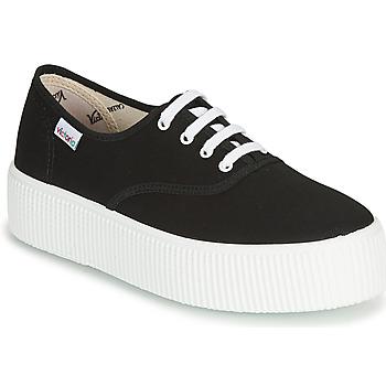 Pantofi Femei Pantofi sport Casual Victoria 1915 DOBLE LONA Negru