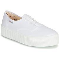 Pantofi Femei Pantofi sport Casual Victoria 1915 DOBLE LONA Alb