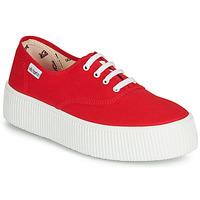 Pantofi Femei Pantofi sport Casual Victoria 1915 DOBLE LONA Roșu
