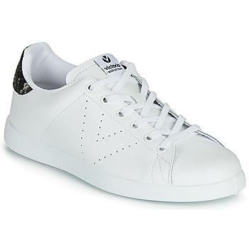 Pantofi Femei Pantofi sport Casual Victoria TENIS PIEL Alb