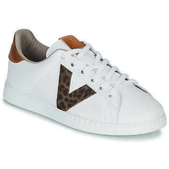 Pantofi Femei Pantofi sport Casual Victoria TENS PRINT Alb