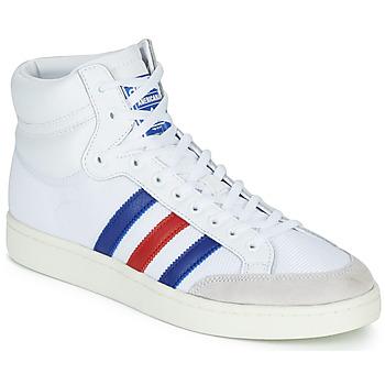 Pantofi Pantofi sport stil gheata adidas Originals AMERICANA HI Alb / Albastru / Roșu
