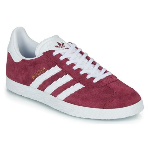 Pantofi Pantofi sport Casual adidas Originals GAZELLE Bordo