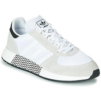 Pantofi Pantofi sport Casual adidas Originals MARATHON TECH Alb