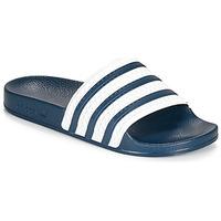 Pantofi Șlapi adidas Originals ADILETTE Albastru / Alb