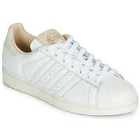 Pantofi Pantofi sport Casual adidas Originals SUPERSTAR Alb / Bej