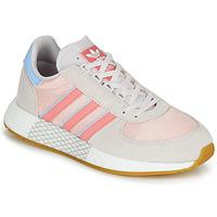 Pantofi Femei Pantofi sport Casual adidas Originals MARATHON TECH W Gri / Roz